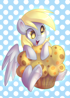 Derpy Hooves by Left2Fail