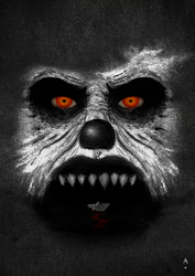 The Curse of Pennywise - Noir by amazinglostmc