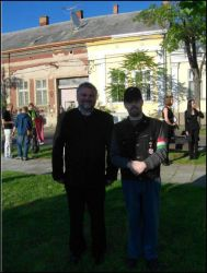 I and the Hungarian Radical Party Vice President by Wakko2010