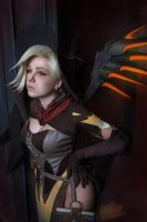 Mercy - Overwatch by fenixfatalist