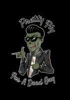 Pretty Fly For A Dead Guy by flailingmuse