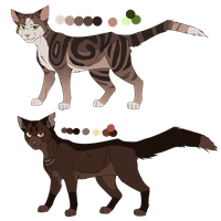Cloudmask And Nightstar Refs by th1stlew1ng