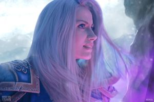 Frost Lich Jaina III by Narga-Lifestream