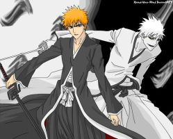 Bleach - Two Sides of Bankai by Xpand-Your-Mind