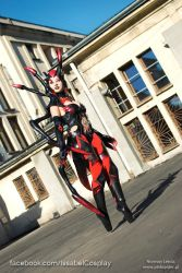 Elise Cosplay :) by IssabelCosplay