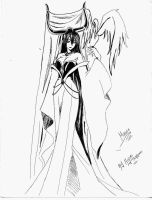 SoulEater_Oc_MillenniaWitch by Hikari-Rose-Moon