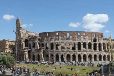 ROMA - Coliseum by jotamyg