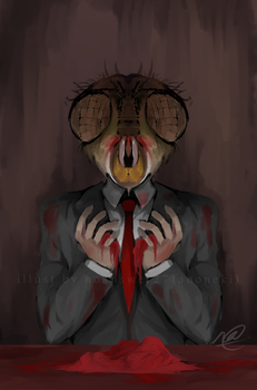 Cannibal by noanswer27