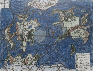 World Map of Dihgthee by Taqresu650