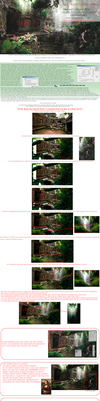 Snake Temple Concepts update 2016 Part 1 by DraakeT