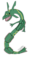 Rayquaza by Big-Red-Hothead