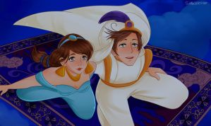 APH x Disney Crossover: A Whole New World With You by SaMelodii
