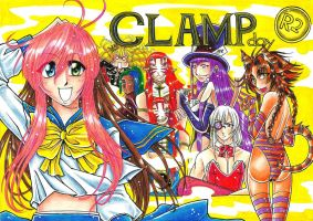 CLAMP day by Ovopopeia