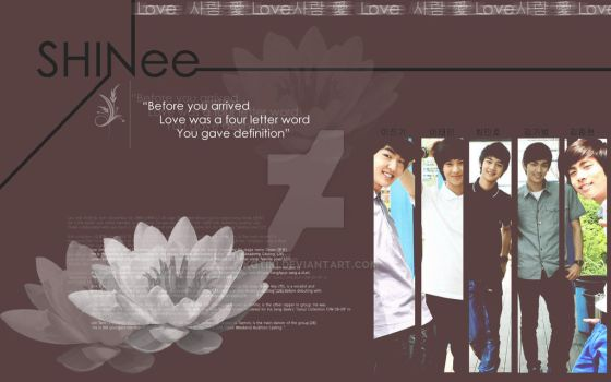 SHINee Wallpaper 2 by kotiki
