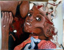The Face Of Poverty by flaviudraghis