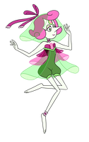 Pearlsona Extra - Mint Julep Rose Pearl by fokkusu1991