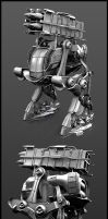 Freestyle Mecha v.1 by beere