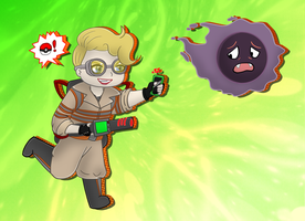 Pokemon GHOSTBUSTERS! by MevrouwRoze