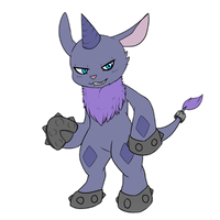 Blacknifalicormon by LostDigidestined