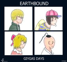 GIYGAS DAYS by DAMisterF