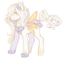 [Closed] Floral Solutai Pony Auction by S-Adopts