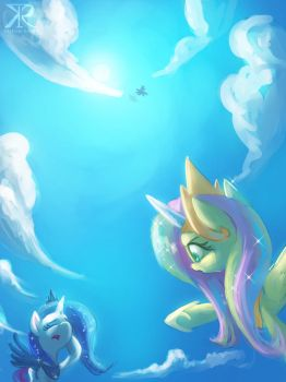 I Banish you to the Moon by Montano-Fausto