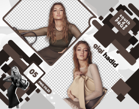 Png Pack 3586 - Gigi Hadid by southsidepngs