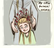 Childhood in Mirkwood by Kallica