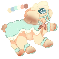 #2 Mixed Species Adoptable - CLOSED by Latoyia
