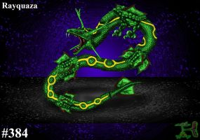 Rayquaza 1 by IEHawesomesauce