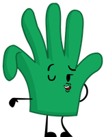 Glove Updated Idle by ObjectDudeIsland