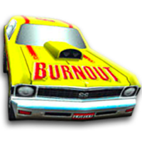 Burnout Street Drag Icon by thedoctor45