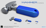 3D ICONS-Hammer by yingfengling-FL