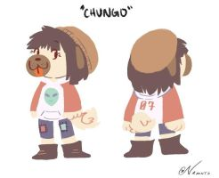 Chungo ref by togipo