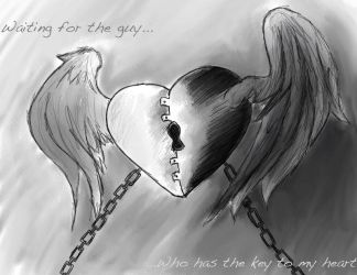 The awaiting heart by BrownEyedGirl22