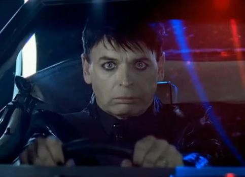 Gary Numan Unforgettable Face by AngelsOfTheWorld