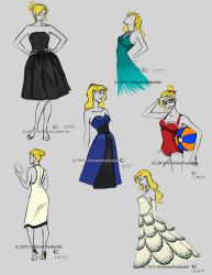 Steph Barnes' Fashion Show!!! by UchinanchuDuckie