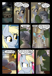 Lonely Hooves 3-14 by Zaron