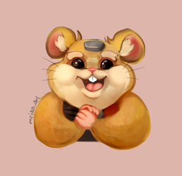 Hammond? by Mya-0