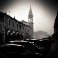 Fog in the city... by denis2