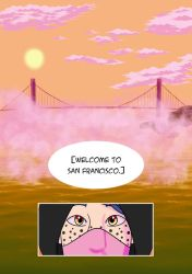Welcome to San Fran Page 4 by DorkatheHedgehog