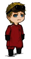 Doctor Horrible Chibi by ari-berry