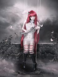 Marionette by babsartcreations