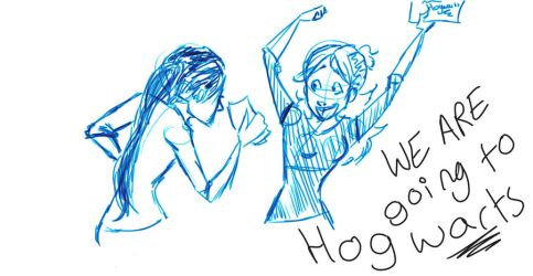 We are going to Hogwartsss by Jessse020