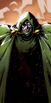 Doctor Doom by pungang