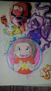 steven universe by IAmCheery14