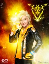 Team Instinct - Spark by KiraHokuten
