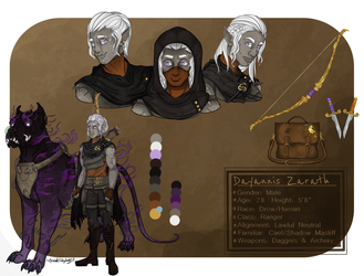 Dayannis REF by ChaoticallyWicked