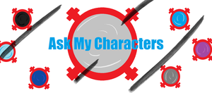 Ask My Characters by Blustreakgirl