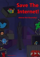 Net Neutrality: July 12th - Save The Internet by warrior-princess46